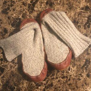 Acorn Shoes - Acorn Rag Wool Slipper Socks